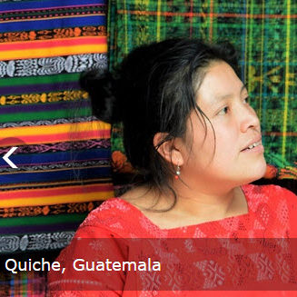 Quiche, Guatemala woman