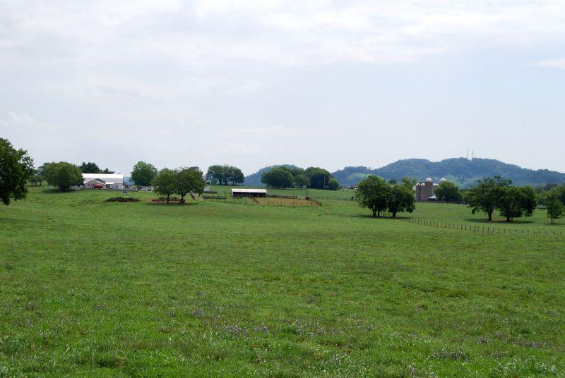 Blount Unit, facing north