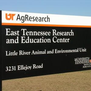 Little River Unit Welcome Sign