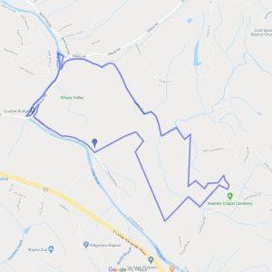 Little River Unit Location Map