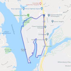 Plant Sciences Unit Location Map